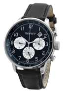 Poljot Chronograph Journey black