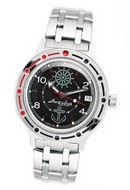 Vostok Automatik ANCHOR Black 420526 B